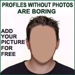 Image recommending members add California Passions profile photos